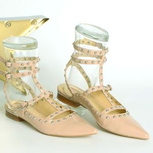 *TopShop* from England  - Kate Studded Patent